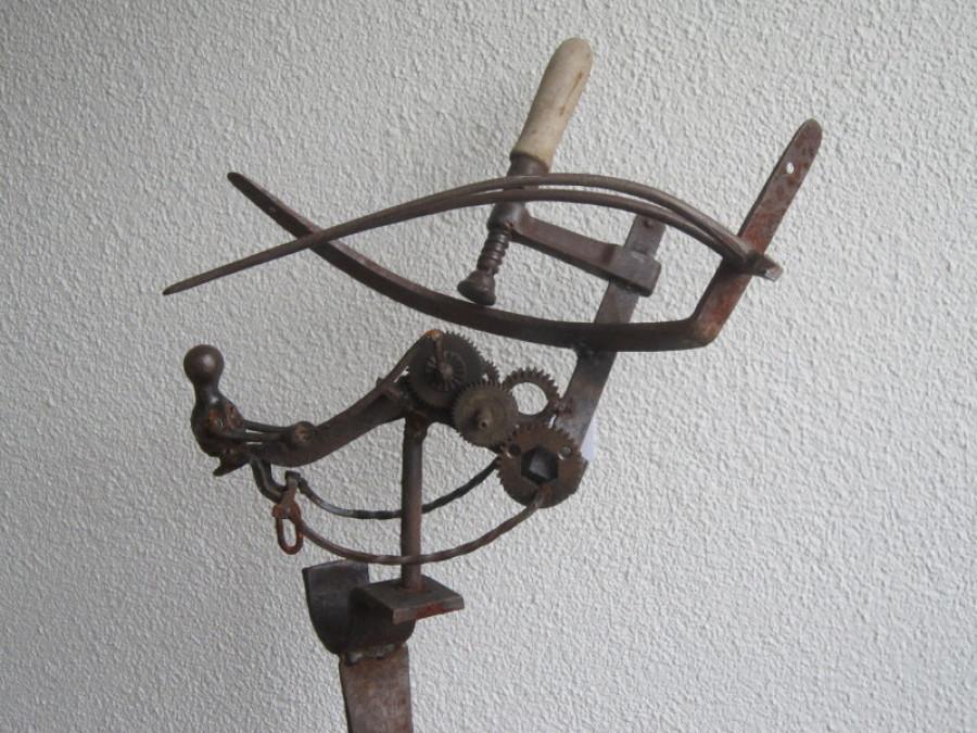 Skulptur in der Kunstschule Balingen