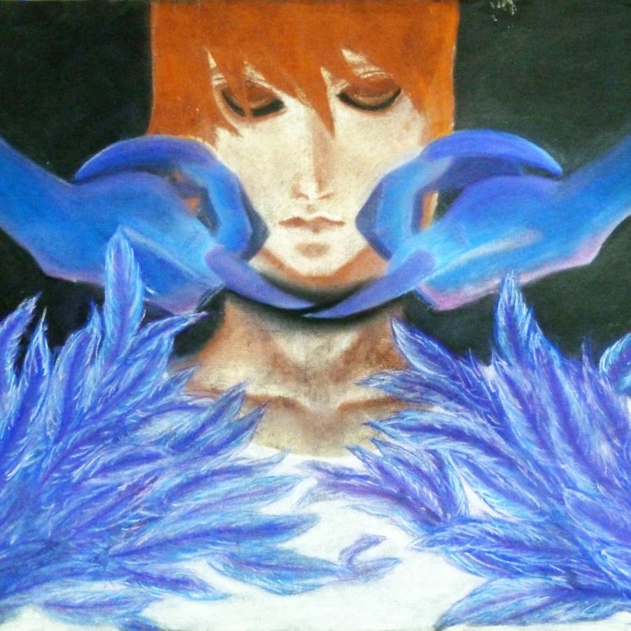 Kunst aus dem Jugendatelier der Jugendkunstschule Balingen