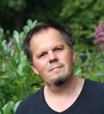 Porträt des Künstlers Stefan Kübler